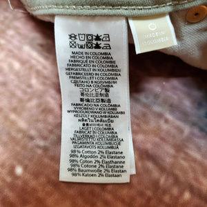 Michael Kors Jeans - Michael Kors Skinny Jeans Size 0   Mint Color Izzy